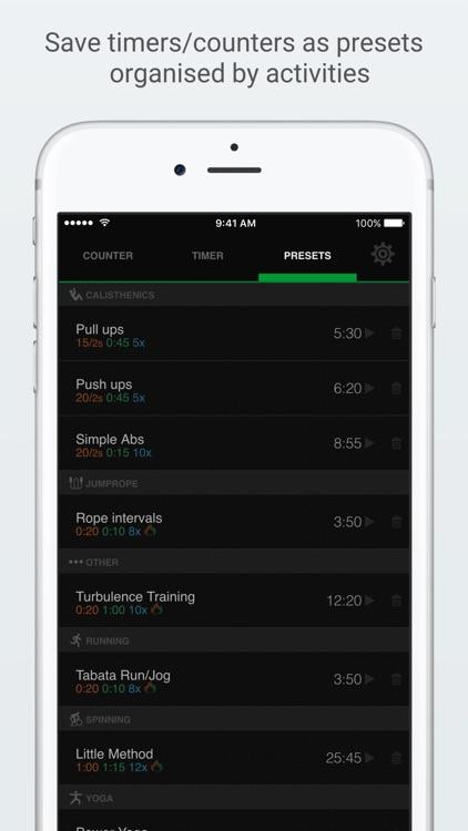 iCountTimer Pro screenshot-4