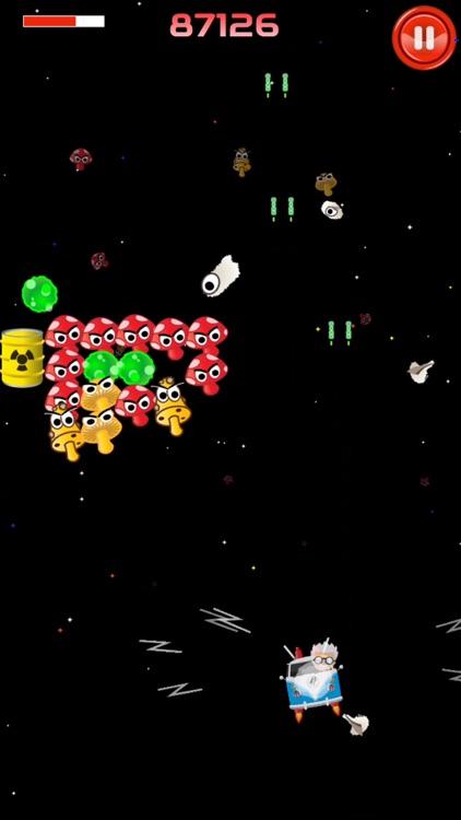 Mushroom Mayhem - action game screenshot-0