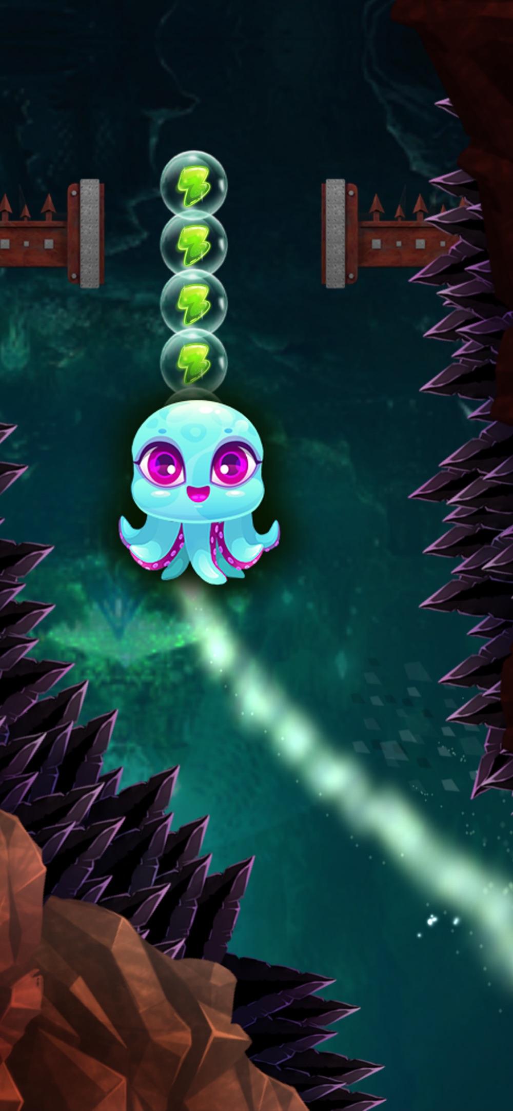 JellyFish Adventure Underwater Cheat Codes