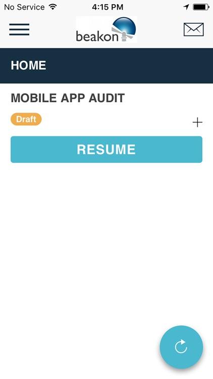 Beakon Mobile App