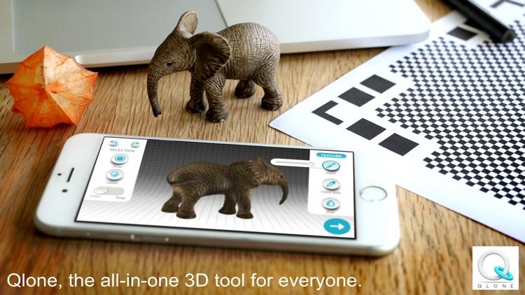 Qlone 3D Scanner EDU screenshot-0