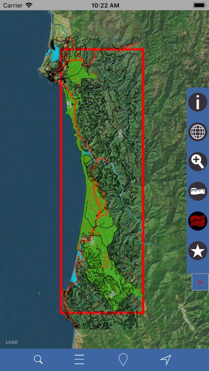 Redwood National Park – GPS