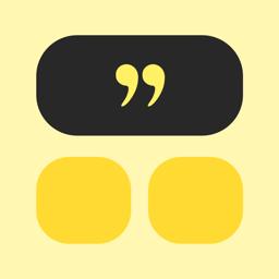 Ícone do app Widget Quotes
