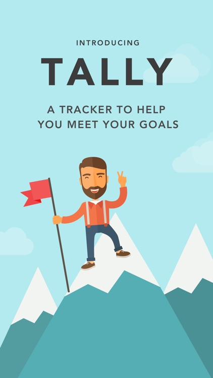 Tally: A Goal Tracker