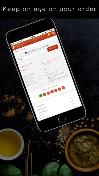 Pani Food - Free Food Delivery screenshot-4