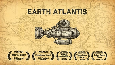 Earth Atlantis screenshot #4