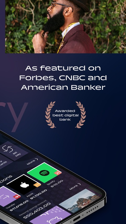 OXYGEN: Mobile Banking