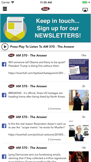 Am 570 The Answer 12