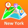 New York City - offline map