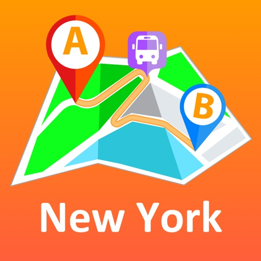 New York City - offline map