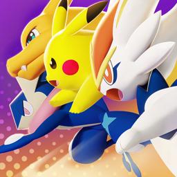 Ícone do app Pokémon UNITE