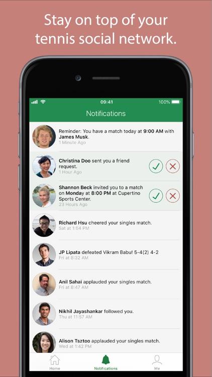 Swing™ Tennis Activity Tracker screenshot-3