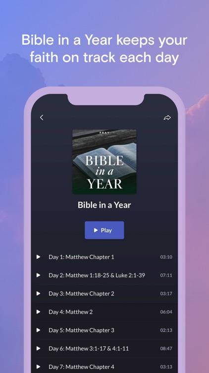 Pray.com: Prayer, Sleep, Bible screenshot-3