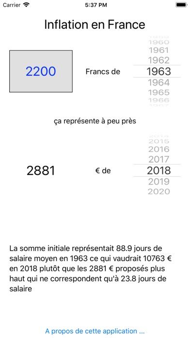 Inflation en France-0