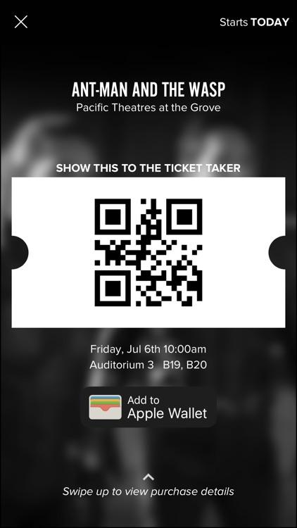 Fandango - Showtimes + Tickets screenshot-7