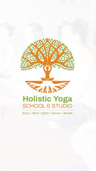 Holistic Yoga School & Studio screenshot one