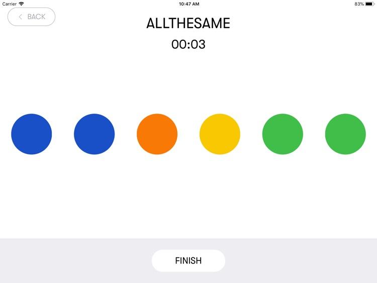 Cosmo Training screenshot-3