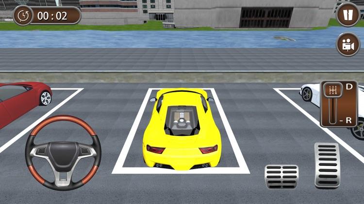 Car Parking 3D screenshot-3