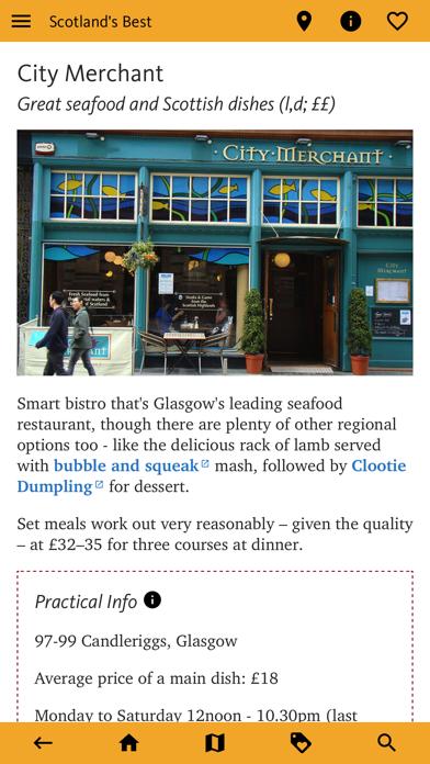 Scotland's Best: Travel Guide screenshot 7