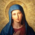 Mi Virgen Maria
