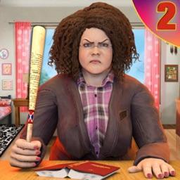 Evil Teacher 3D - House Clash