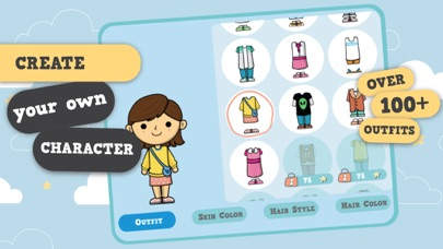 Lila's World:Create Play Learn screenshot 9