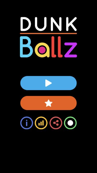 Dunk Ballz screenshot one