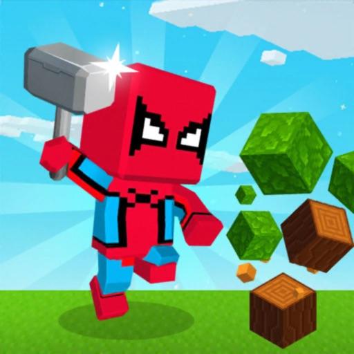 Block Craft World: Craft.io icon