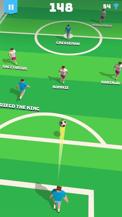 Soccer Hero! screenshot 2