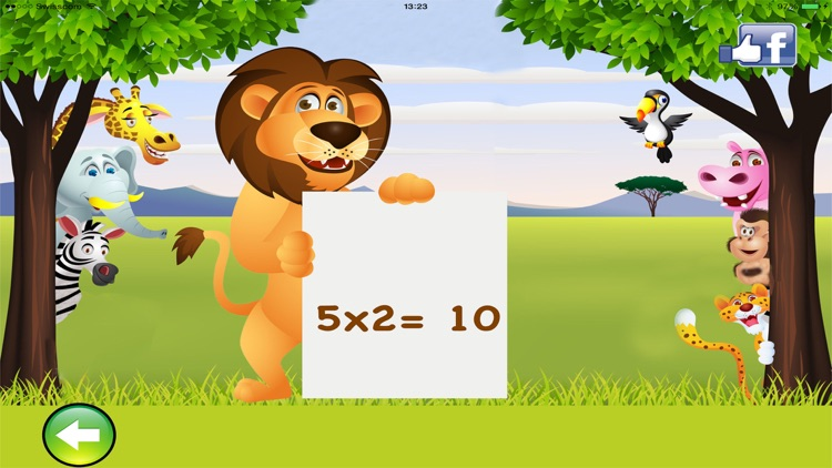 Times Tables : Maths Trainer screenshot-2