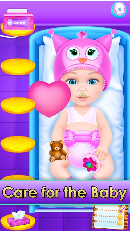 Baby Simulator screenshot-7