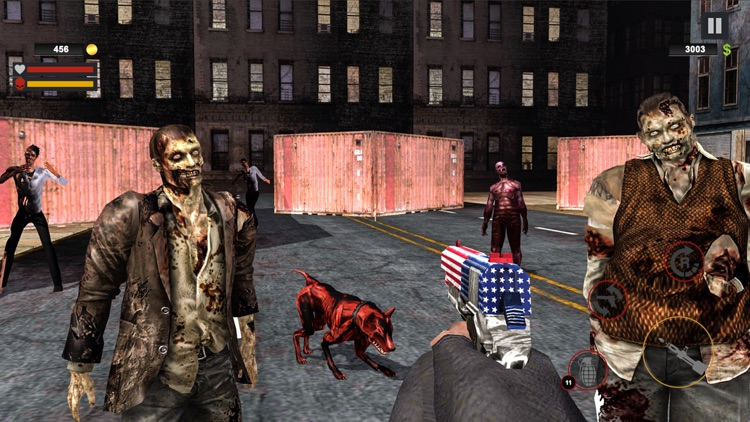 Dead Zombie Shooting Games 3d