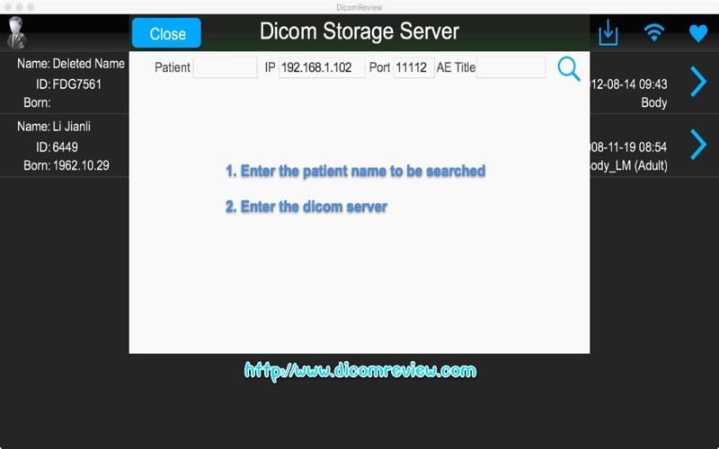Dicom侦察兵 - 最好的私人影像工作站 for Mac