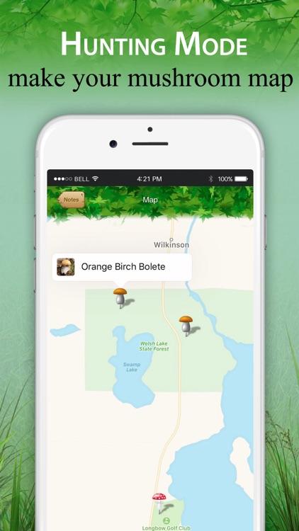 Mushroom Identification &Guide screenshot-4