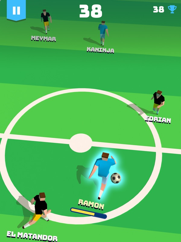 Soccer Hero! Online Hack Tool