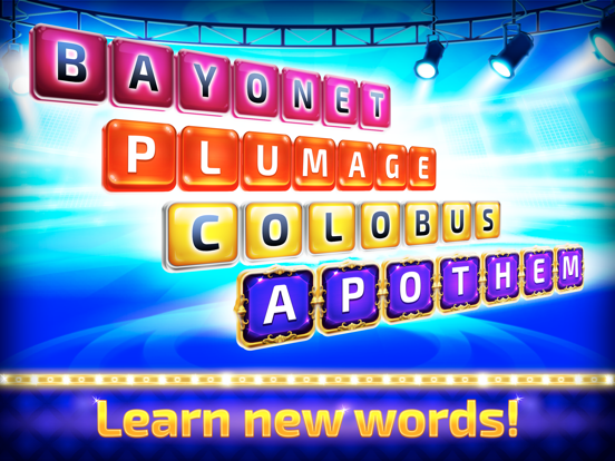 Word Club: Word Puzzle Game screenshot 10