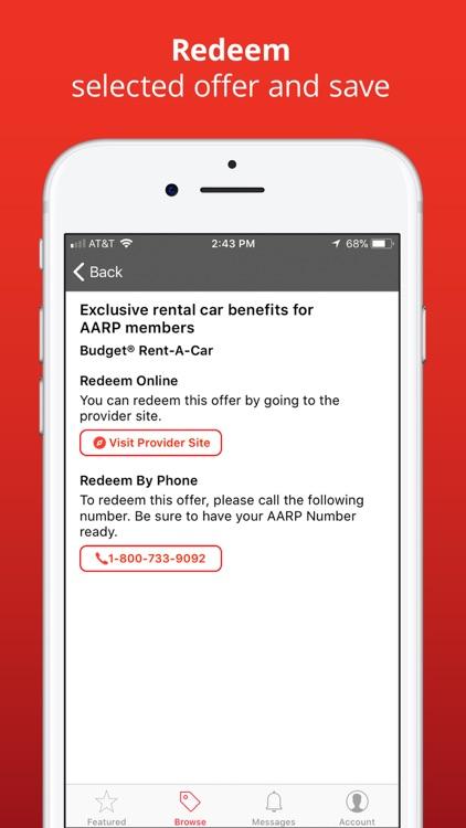 AARP Member Benefits screenshot-4