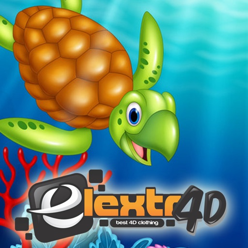 Download Elextra 4D animal Kids T-shirt free for iPhone, iPod and iPad