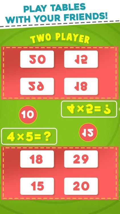 Multiplication Tables Learning screenshot-4
