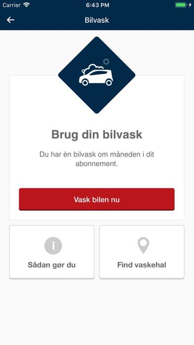 Screenshot for Falck Vejhjælp in Denmark App Store