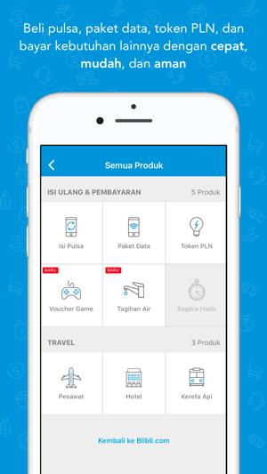 Blibli belanja online on the app store iphone ipad stopboris Gallery
