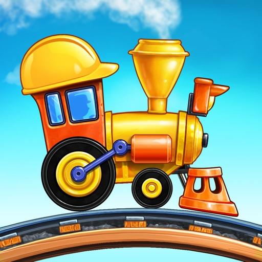 Eisenbahn & zug auto spiele ab