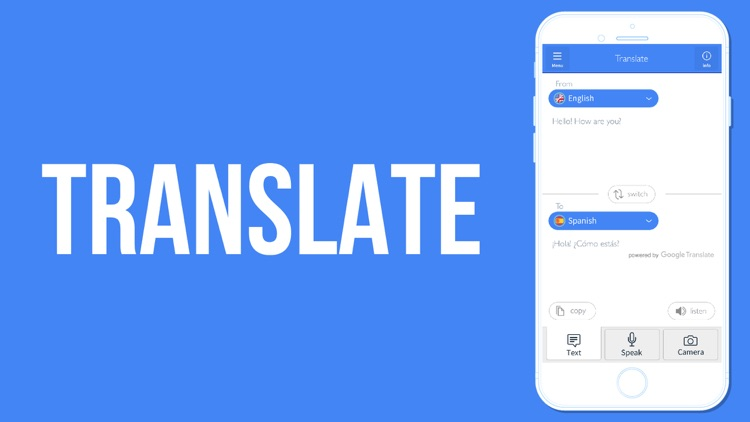 Translate - Translator AI screenshot-3