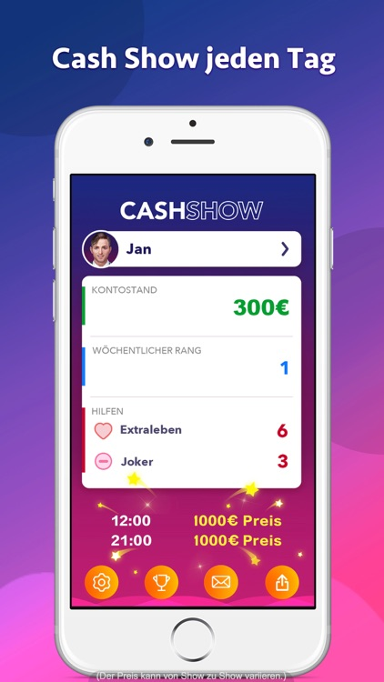 Gewinn App