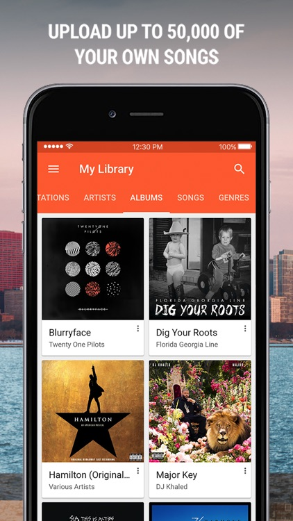 Google Play Music screenshot-3