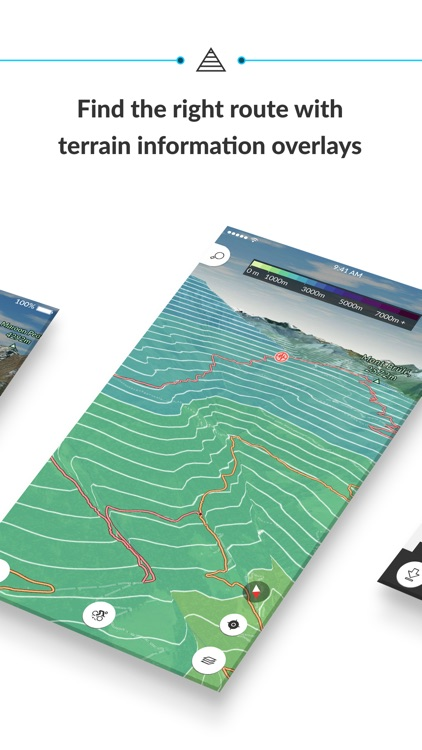 FATMAP: Hike, Bike & Ski Guide screenshot-3