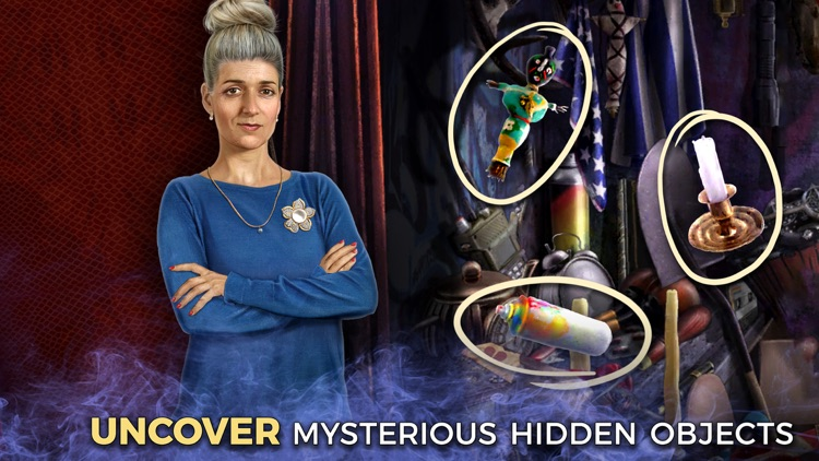 Mystery Case Files: Revenant