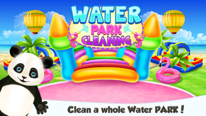 Water Park Cleaning Screenshot