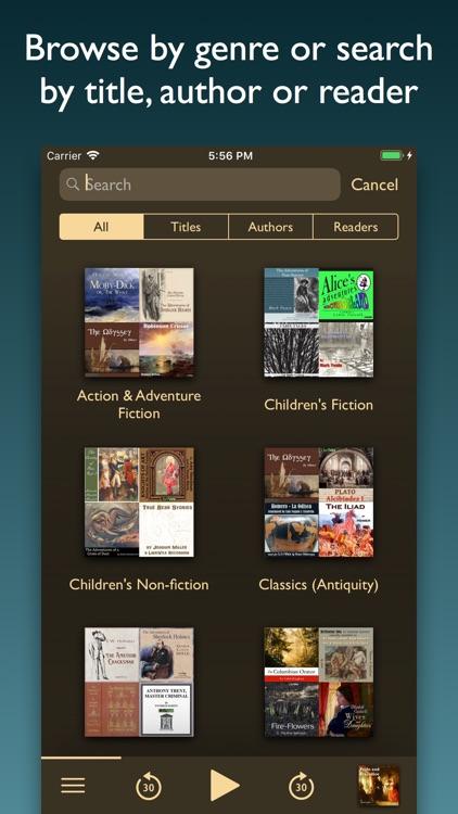 Oldio - Audiobook Classics screenshot-5