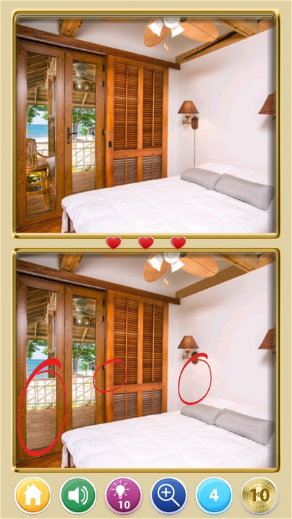 Find The Difference! Rooms HD screenshot-3